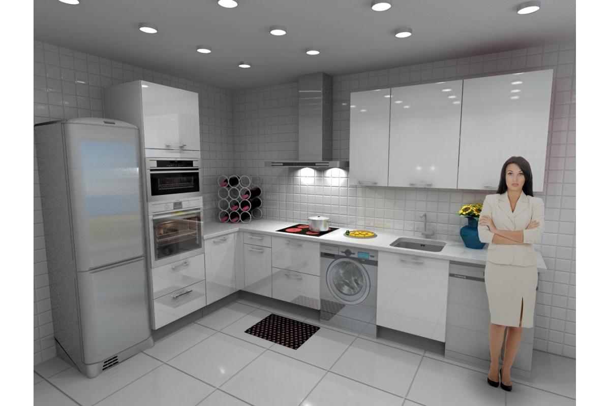 Cocina roma barata modular recta con altos de 90 y for Cocinas completas baratas