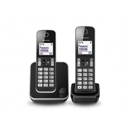 Telfono Inalmbrico PANASONIC KXTGD312SPB
