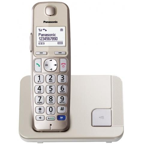 Telfono Inalmbrico PANASONIC KXTGE210SPN