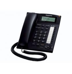 Telfono Fijo PANASONIC KXTS880EXB