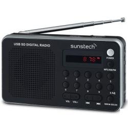 Audio Porttil SUNSTECH RPDS32SL