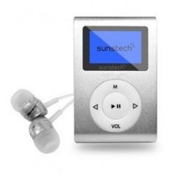 Audio Porttil SUNSTECH DEDALOIII4GBSL