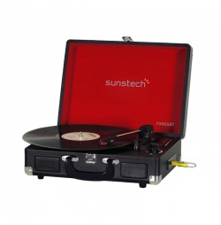 Audio SUNSTECH PXR6SBTBK