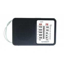 Audio Porttil SUNSTECH RPS411BK