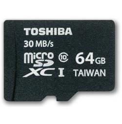 Acc. Telefona Informtica TOSHIBA MICROSDXC64GB