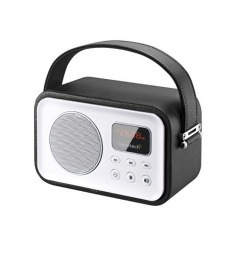 Audio Porttil SUNSTECH RPBT450BK