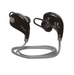 Auriculares DENVER BTE100GREY