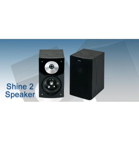 Altavoz ELTAX SHINE2 BLACK