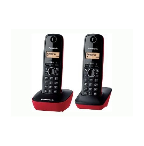 Telfono Inalmbrico PANASONIC KXTG1612SPR