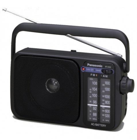 Audio Porttil PANASONIC RF2400DEGK