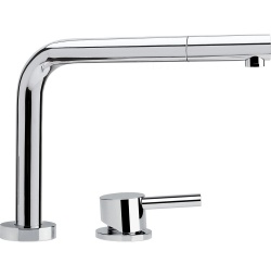 Grifo FRANKE ACTIVE WINDOW PullOut Cromo