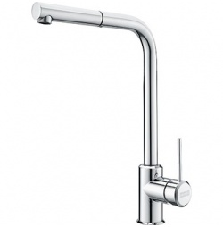 Grifo FRANKE SIRIUS PullOut Cromo