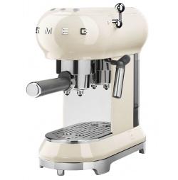 Cafeteras SMEG ECF01CREU