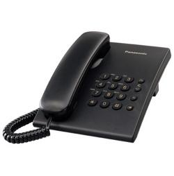 Telfono Fijo PANASONIC KXTS500EXB