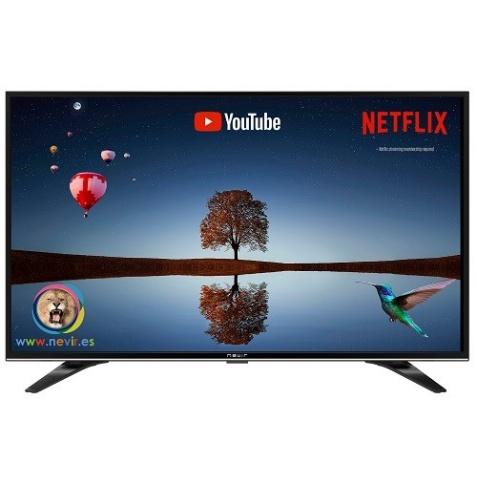 TV LED NEVIR NVR-9002-32RD2S-SM
