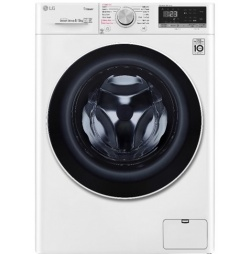 Lavasecadora Libre Instalacin LG F4DN4009S0W