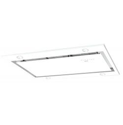 Campana Isla CATA Sirin 1000 Glass Blanco 100cm