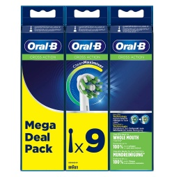 Acc. Cepillo Dental ORAL-B EB50RB-3+3+3