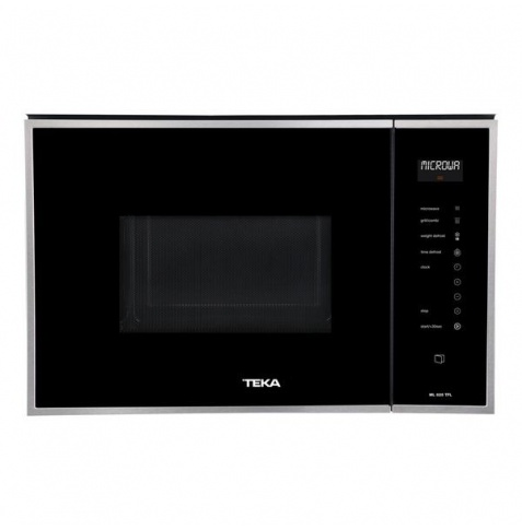 Microondas Integrable TEKA ML825TFL Inox+Negro