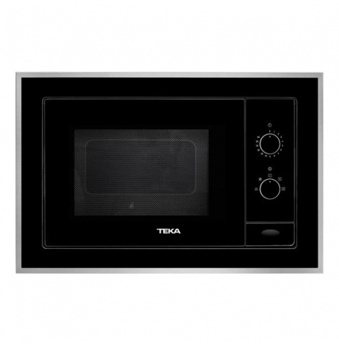 Microondas Integrable TEKA ML820BI Inox+Negro
