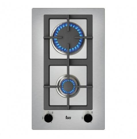 Placa Modular TEKA EFX3012GAIALCI 2f Nat Inox