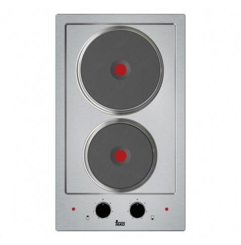Placa Modular TEKA EFX3012P 2f Electrico Inox