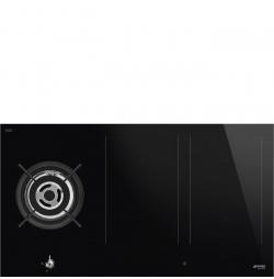 Placa Gas y Elctrica SMEG PM3953D