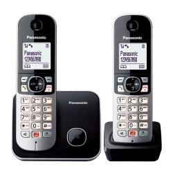 Telfono Inalmbrico PANASONIC KX-TG6852SPB