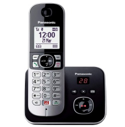 Telfono Inalmbrico PANASONIC KX-TG6861SPB