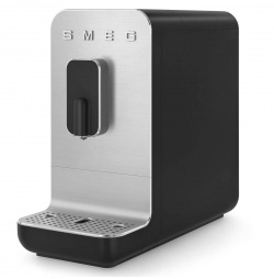 Cafetera Superautomtica SMEG BCC01BLMEU