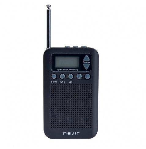 Radio Porttil NEVIR NVR135D