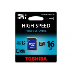 TOSHIBA MICROSDHC16GB
